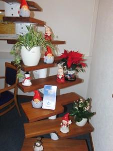 Weihnachtsfeier Demenzcafe